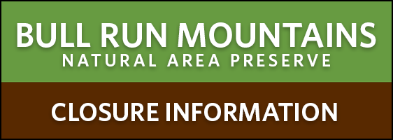 Bull Run Mountains closure