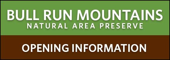 Bull Run Mountains opening